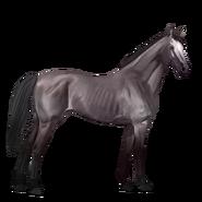 Mausgrauer, Pferd