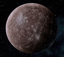Merkur Planet Sonnensystem