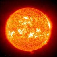 Sonne Sonnensystem