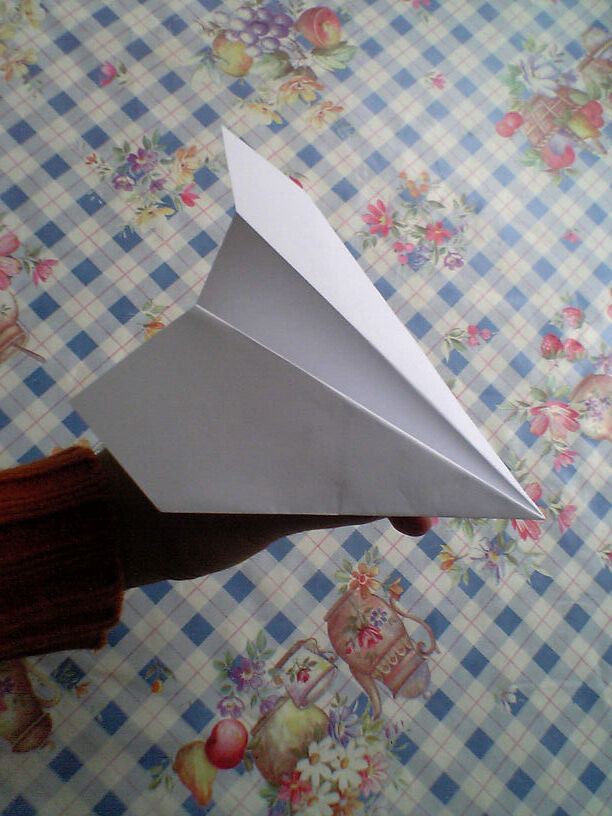 Sharp-NosedPaperAirplane36