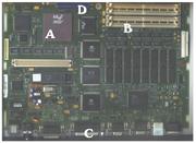 Circuit-board-HP-motherboard-C2729-26501-rev-C-sm