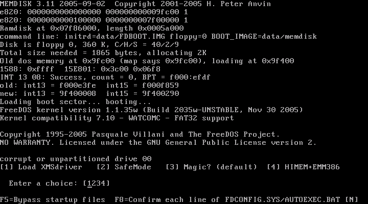 How to install FreeDOS in QEMU | How To Wiki | FANDOM powered by Wikia
