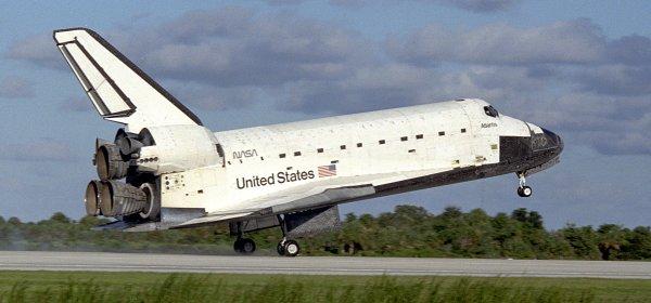 Shuttle-atlantis