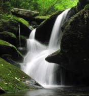 ND-filter-Cascading waterfall