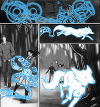 Magic and lore magic
