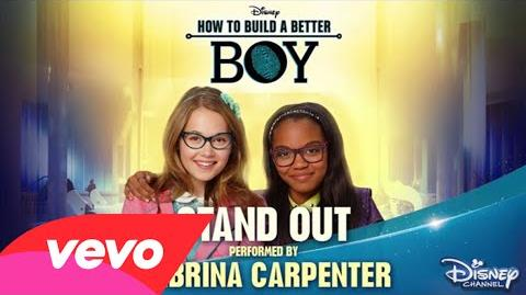 "Sabrina Carpenter - Stand Out (from ""How To Build A Better Boy"")"
