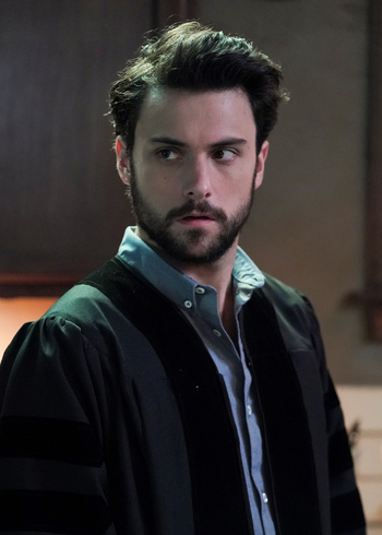 Connor walsh how to get away with murder wiki fandom powered connor walsh ccuart Image collections