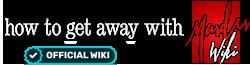 HTGAWM Official Wordmark