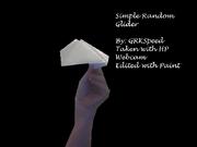 Simple Random Glider