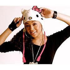 Kacey Hello Kitty hat