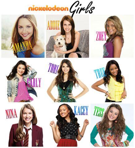 Nickelodeon girls pics 76