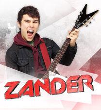 Character large zander