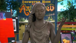 How to Rock a Statue