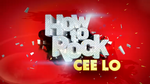 How to Rock Cee Lo Logo