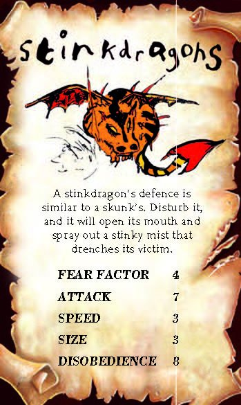 how to train your dragon list of dragon species