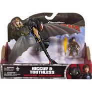 Dragon Riders, Hiccup and Toothless Figures2