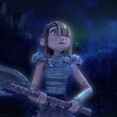 <i>Frozen</i> Astrid Hofferson