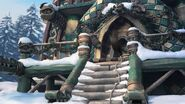 HTTYD Homecoming-A closer view of front of Haddock House