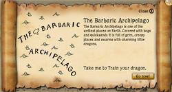 The Barbaric Archipelago