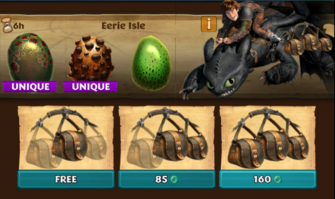 Eerie Isle 3