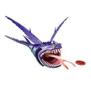 Purple Thunderdrum Action Figure Action