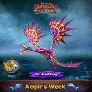 ROB-Aegir's Week Day 1