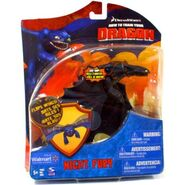 How to Train Your Dragon Series 2 Deluxe Night Fury Action Figure Toothless