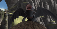 Tail of 2 dragons toothless