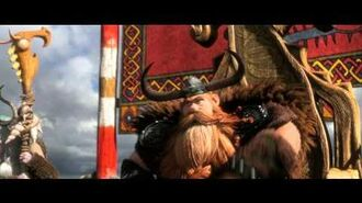 HOW TO TRAIN YOUR DRAGON 2 - First 5 Minutes