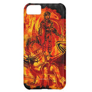 Dragons Fire Case For iPhone 5C