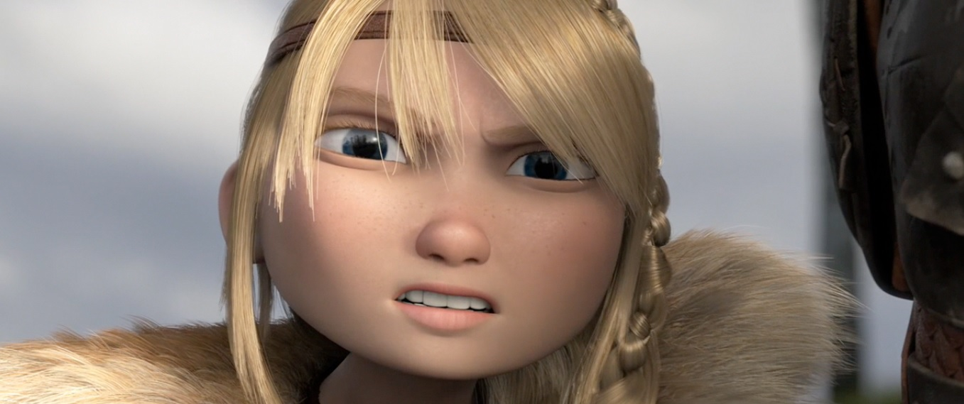 Image astrid upon seeing what hiccup sawg how to train your astrid upon seeing what hiccup sawg ccuart Images