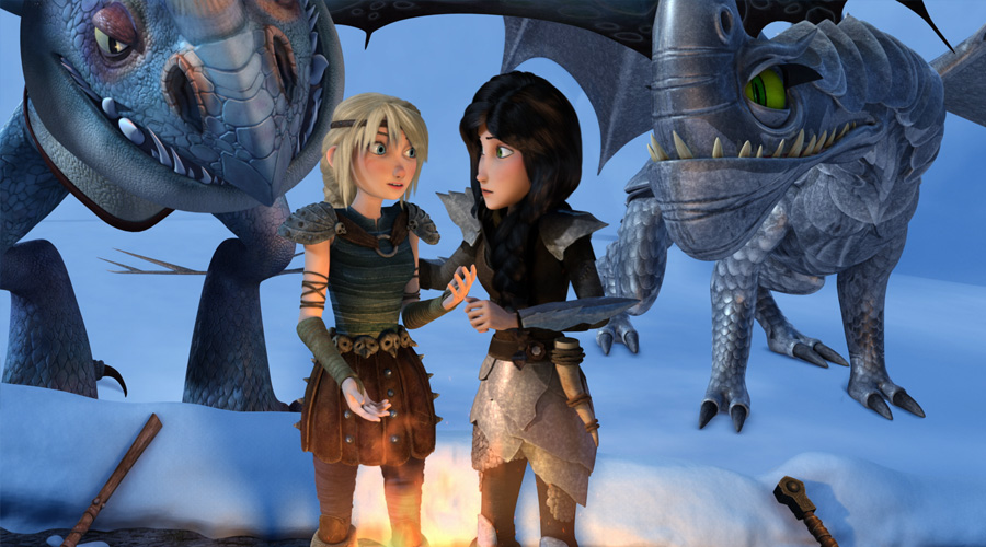 Snow Way Out   How to Train Your Dragon Wiki   FANDOM powered by Wikia