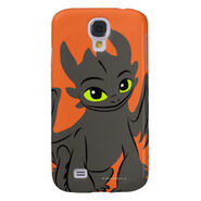 Toothless Illustration 02 Samsung S4 Case