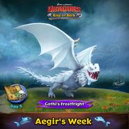 ROB-Aegir's Week Day 5