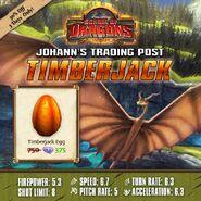 TimberjackEggSale