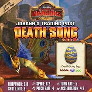Death Song EggSale