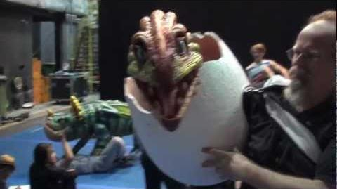 How to Train Your Dragon Live Spectacular Rehearsals