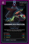 Level5 design speedstingeralpha