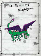 Monstrous Nightmare Dragon Books