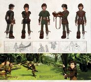 The Art of How to Train Your Dragon The Hidden World - 53