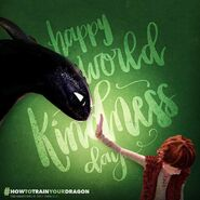 Kindness Day promo