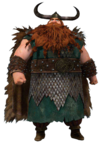 HTTYD Stoick The Vast