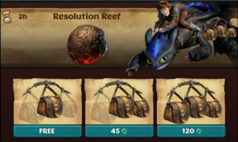 Resolution Reef (Thunderpede)