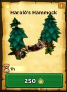ROB-Harald's Hammock