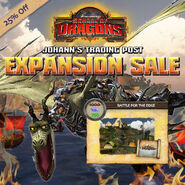 SoD- Expansion Sale