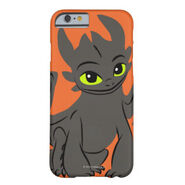 Toothless Illustration 02 Barely There iPhone 6 Case