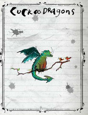 Cuckoo Dragon Books