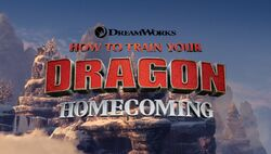 HTTYD Homecoming Title Card
