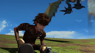 Hiccup after the event