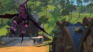 CU - The mechano dragon pulling in more metal